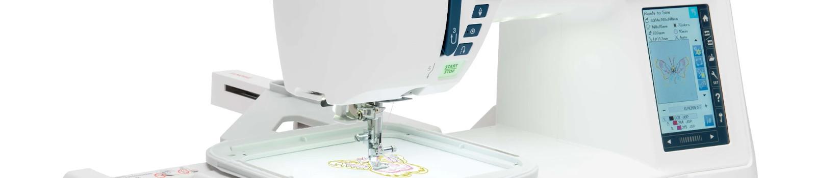 Janome Skyline S9 Embroidery Machine