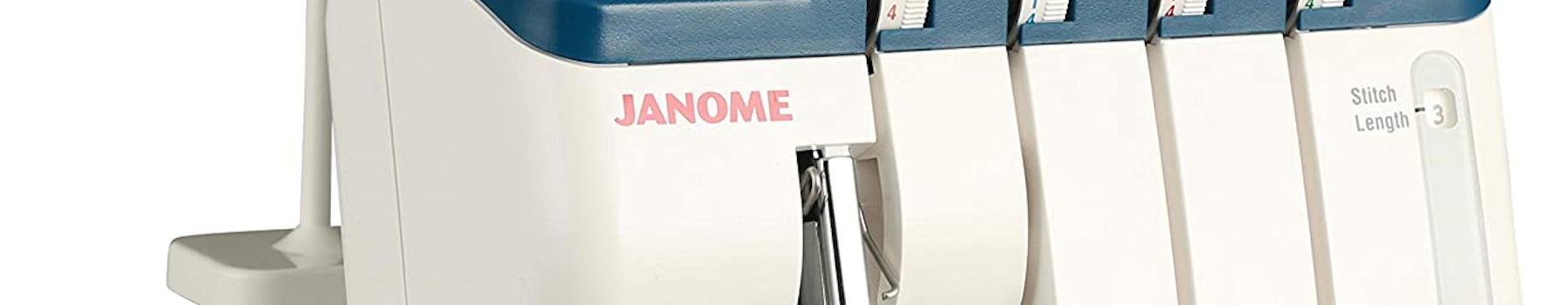 Janome FA4 Serger Machine