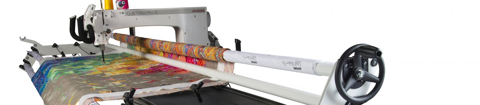 Janome Quilt Maker Pro Embroidery Machine