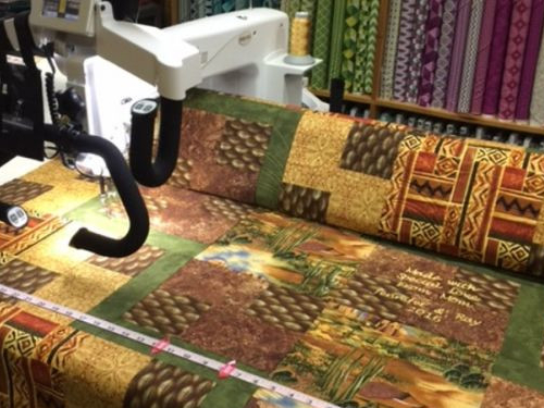 Ready Set Sew Quilting Services