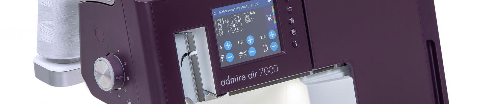 PFAFF admire air 7000