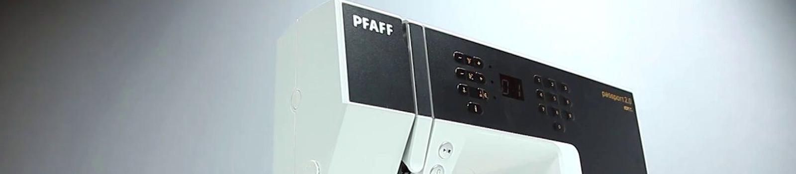 PFAFF passport 2.0
