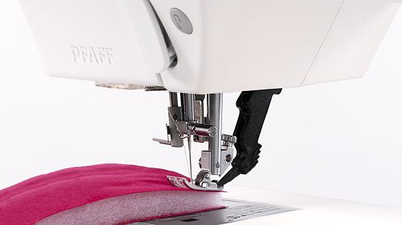 Automatic Presser Foot Lift