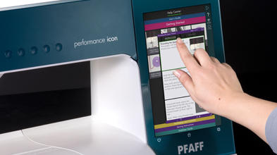 Huge Multi-Touch Screen with a Smart Digital Interface