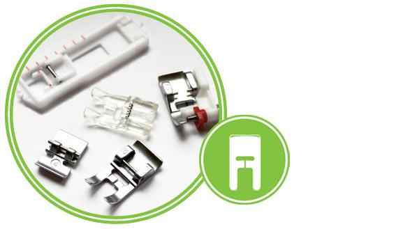 PFAFF® Original Presser Foot System