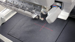 Baby Lock Array Embroidery Crosshair Positioning Laser