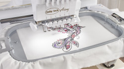 Baby Lock Array Embroidery Field