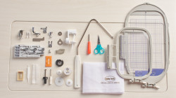 Baby Lock Included Accessories