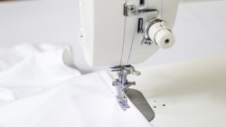 Baby Lock Accomplish Single Stitch Machine