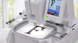 BABY LOCK IQ TECHNOLOGY EMBROIDER AT 1,000 SPM