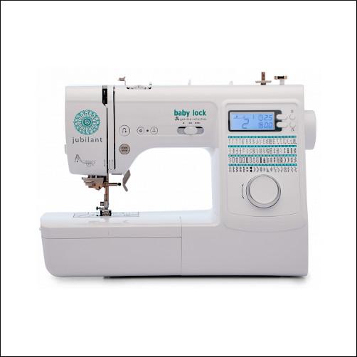 Baby Lock Jubliant Sewing Machine