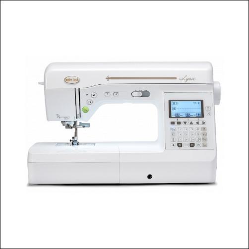 Baby Lock Lyric Sewing and Quilting Machine