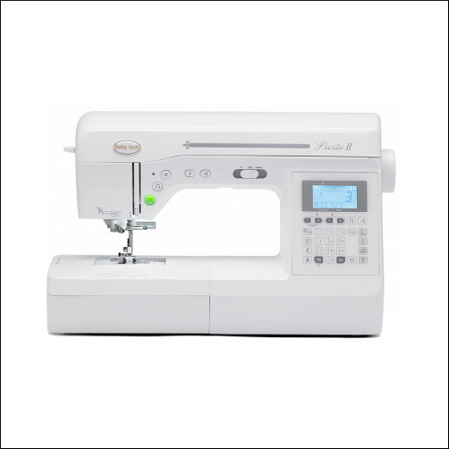 Baby Lock Presto II Quilting and Sewing Machine