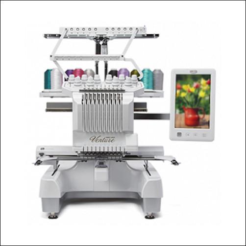 Baby Lock Venture Multi Needle Embroidery Machine