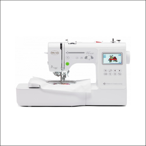 Baby Lock Verve Sewing Machine and Embroidery Machine