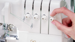 Baby Lock Celebrate Micromatic Twin Cam Tension System