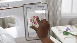 Baby Lock Solaris 2 Capacitive Touchscreen