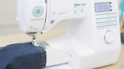 Baby Lock Jubilant Free Arm Sewing