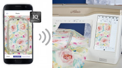 Baby Lock Altair IQ Intuition Positioning App