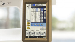 BabyLock Crescendo Color LCD Touch Screen