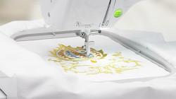 Baby Lock Flourish II Large Embroidery Field