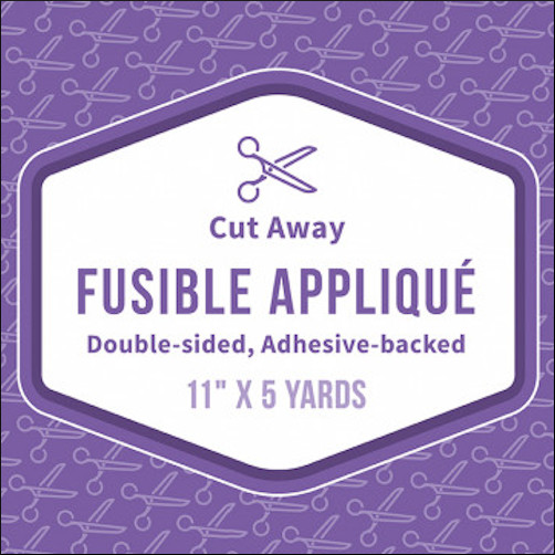 Baby Lock Cut Away Fusible Applique Stabilizer
