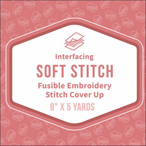 Baby Lock Soft Stitch Fusible Stitch Cover