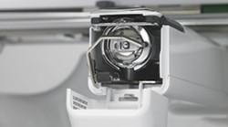 Baby Lock Venture Front Loading Bobbin System