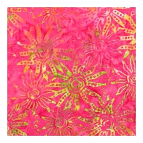 Batik Textiles Fabric
