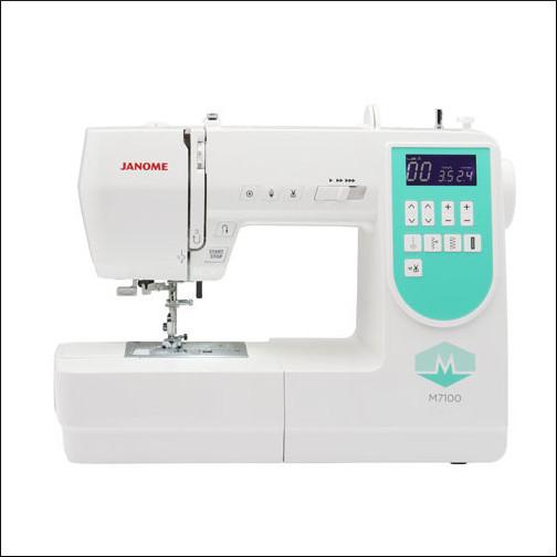 Janome M7100 Sewing Machine