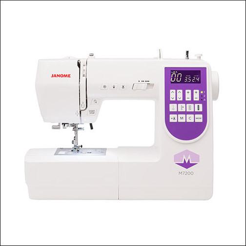 Janome M7200 Sewing Machine