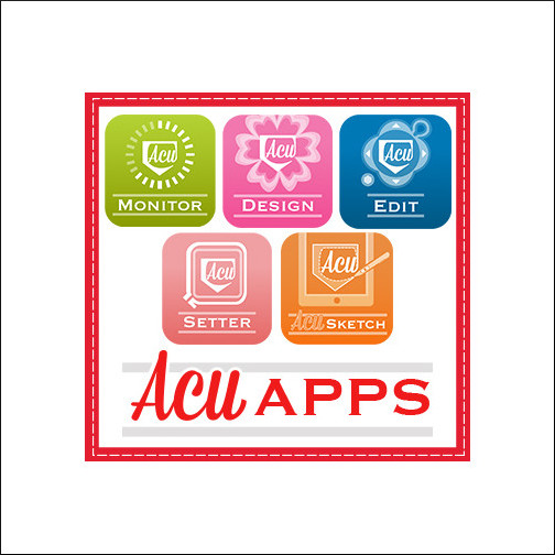 Janome AcuApp Software