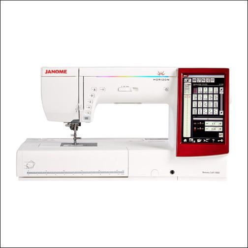Janome Horizon Memory Craft 14000 Embroidery Machine