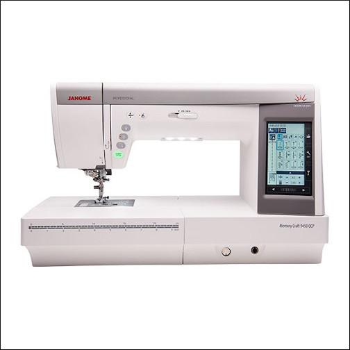 Janome Horizon Memory Craft 9450 Sewing & Quilting Machine