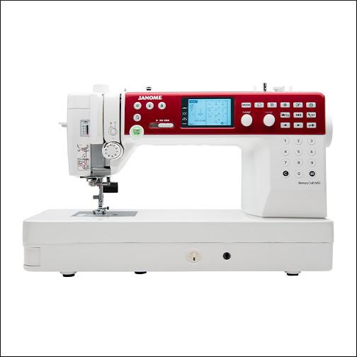 Janome Memory Craft 6650 Sewing Machine