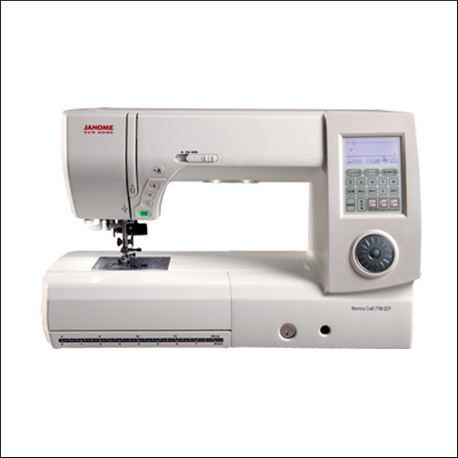 Janome New Home 7700 Sewing Machine