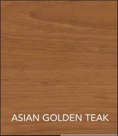 Koala Studio Cabinet Finish - Asian Golden Teak