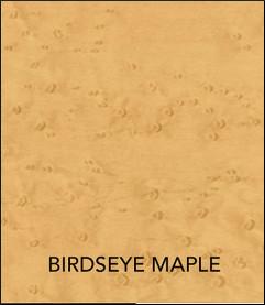 Koala Studio Cabinet Finish - Birdseye Maple