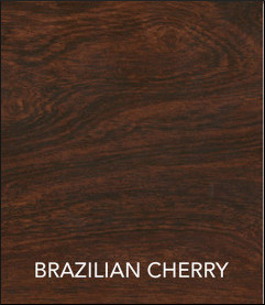 Koala Studio Cabinet Finish - Brazilian Cherry