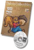 Dakota Collectibles Embroidery Designs - 1000 Pack Volume 2