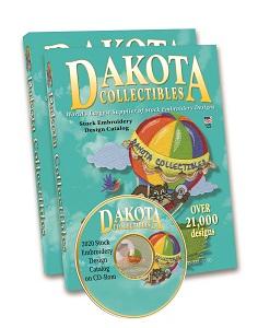 Dakota Collectibles Embroidery Designs - 2021 Design Library
