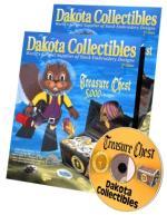 Dakota Collectibles Embroidery Designs - Treasure Chest