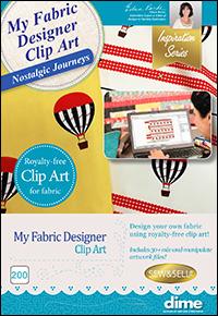 DIME Inspiration Clip Art - Nostalgic Journeys