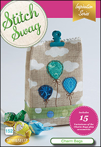 DIME Inspiration Stitch Swag - Charm Bags