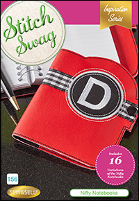DIME Inspiration Stitch Swag - Nifty Notebooks
