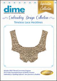 DIME Inspiration Designs - Timeless Lace Necklines