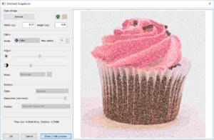 DIME Inspiration Software – Stitched Snapshots Plus