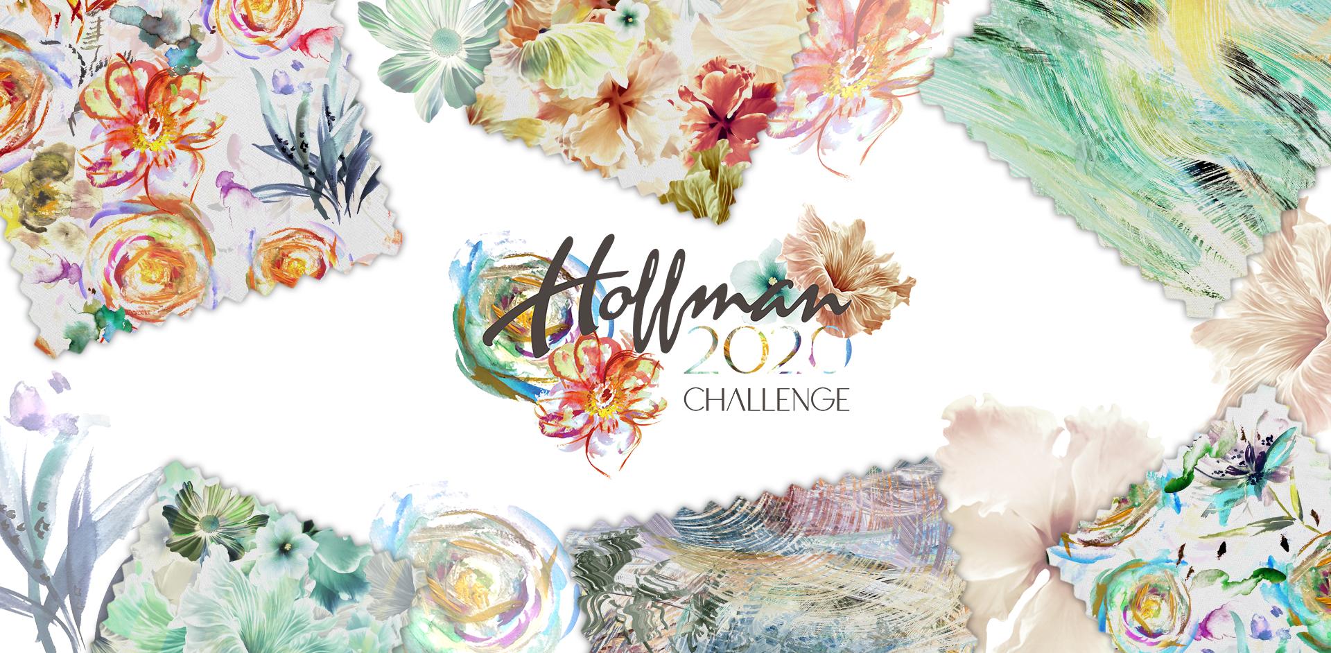 Hoffman Fabrics, Beautiful Fabric Palettes