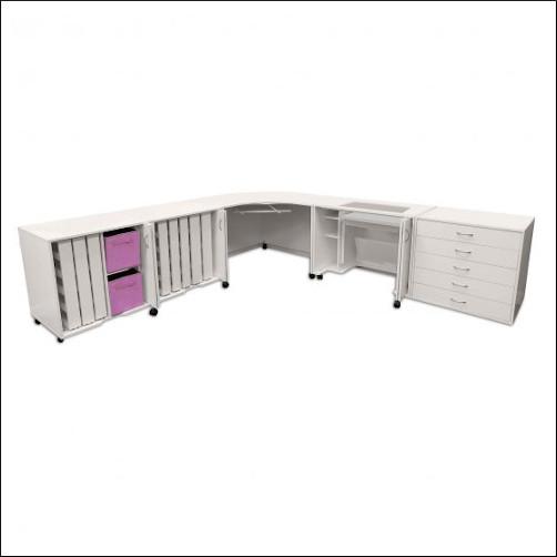 Kangaroo Mod Squad Full Set Cabinet