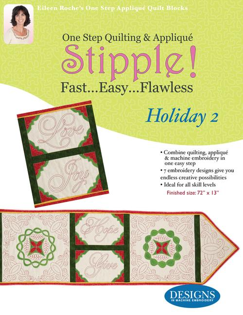 DIME Stipple! Holiday 2